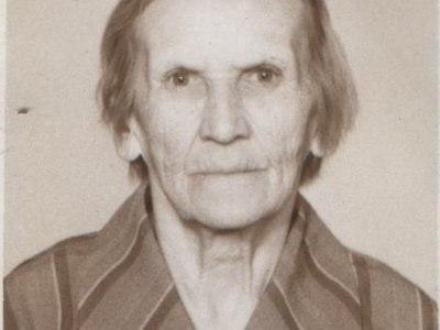 Трушкова Антонина