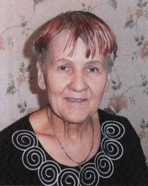 Анна Железцова
